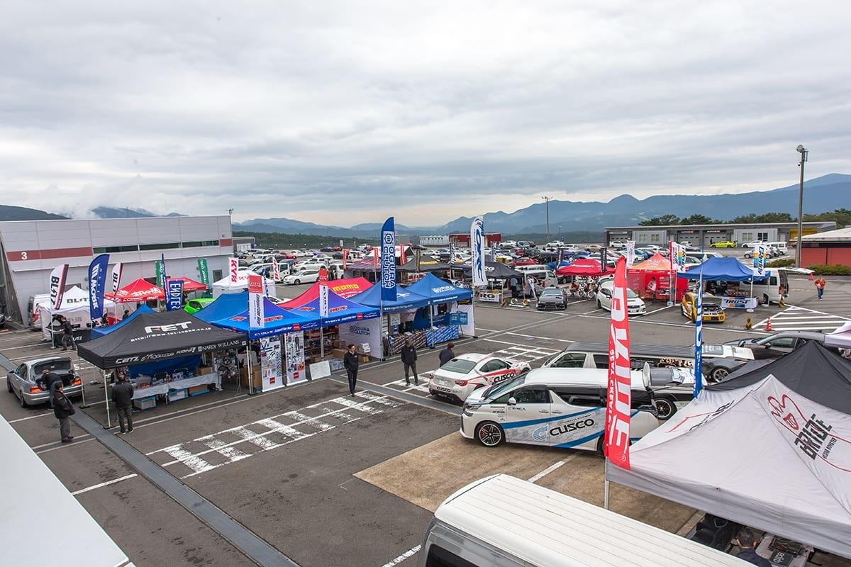 NAPAC、NAPAC走行会、2018、富士スピードウェイ