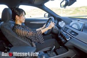BMW X2・海外試乗 「今井優杏がリスボンでその走りをチェック」