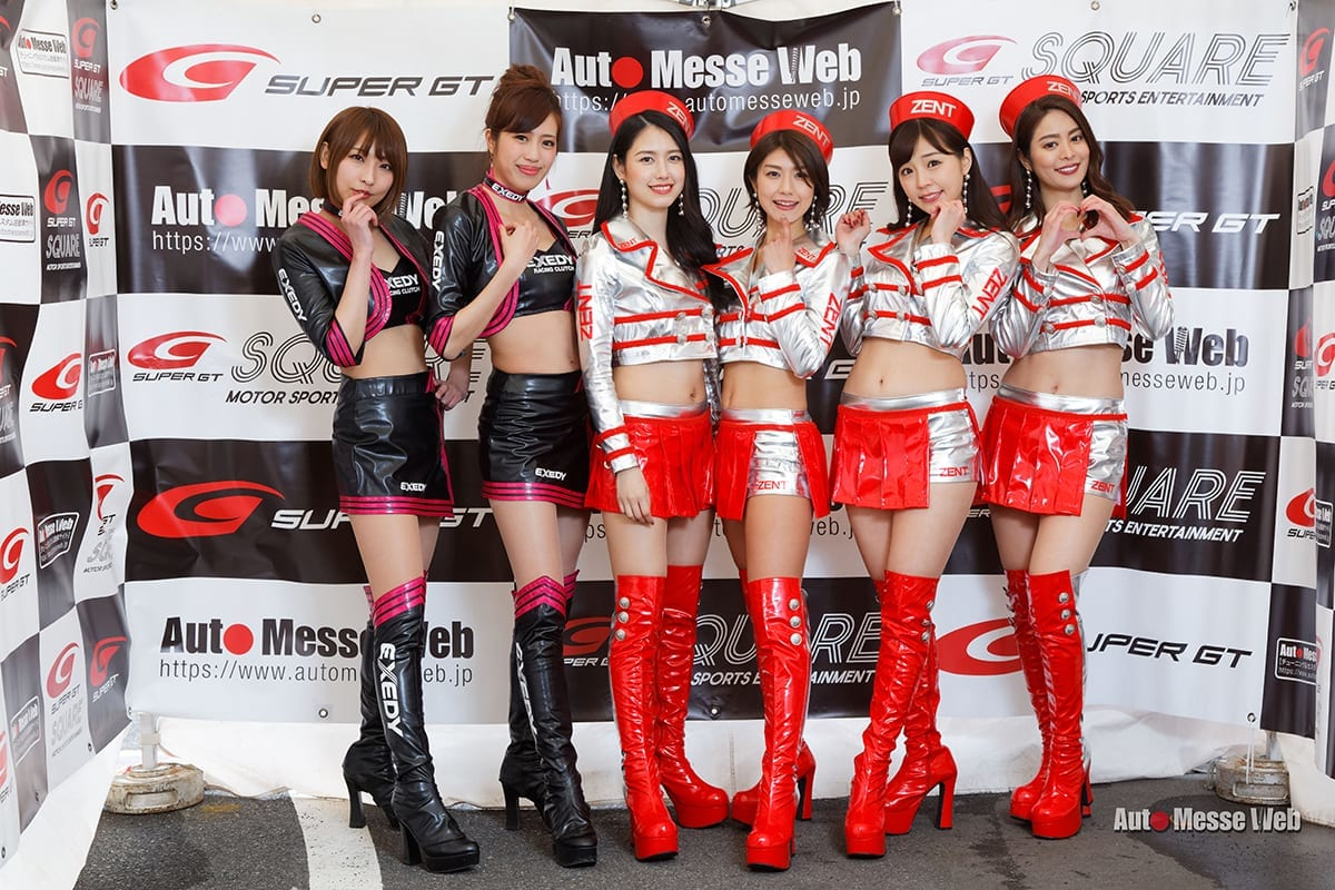 SUPER GT2018、スーパーGT、2018、GT500、レースクイーン、LEXUS、NISMO