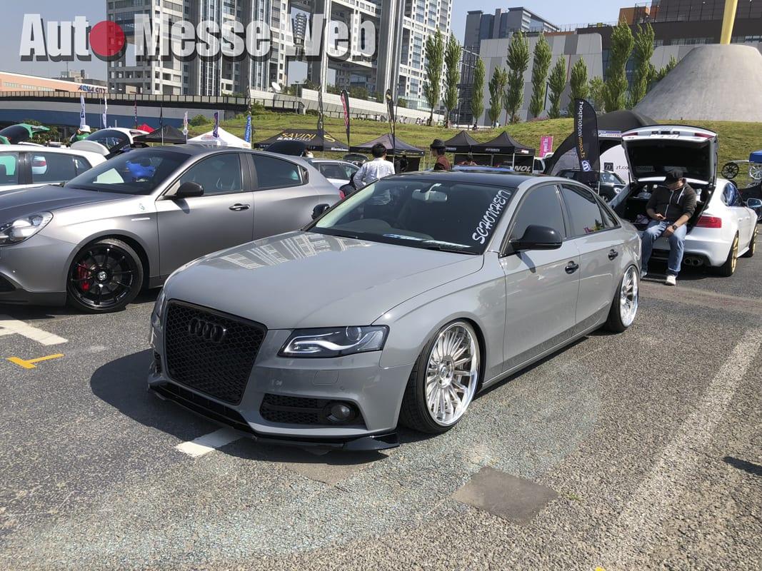 「af imp.スーパーカーニバル2018」AUDI&VWの出展ユーザーカー全台掲載