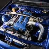 garage active、ガレージアクティブ、R32 GT-R、スカイラインGT-R、BNR32、ワイドボディ、nissan、日産、widebody、bodykit、carbon、カーボン