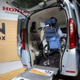 【画像】ホンダの福祉車両には「介護の負担を減らす気配り」が込められていた