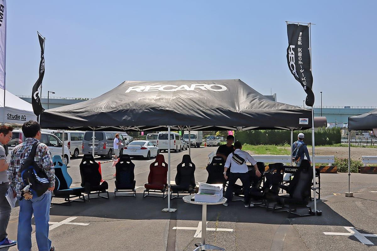 afimp、スーパーカーニバル2018、BBS、RAYS、WORK、studie、JDMワークス、ロメオフェラリス、ベロフ、ニットー、RECARO、3Dデザイン、ジェットストローク