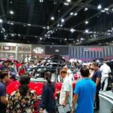【画像】激熱「バンコク国際モーターショー2018」は見どころ満載!