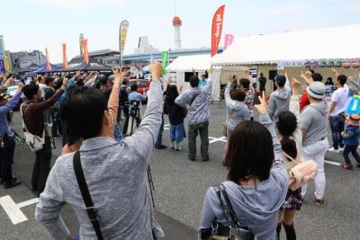 af imp.スーパーカーニバル2018、お台場、東京