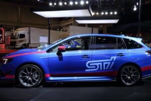 高性能鍛造「STIパフォーマンスホイール」をWRX STI/S4とレヴォーグへ