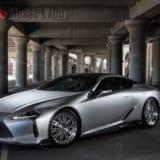 【画像】SUPER GTの息吹を宿した空力デザインをレクサスLCへ
