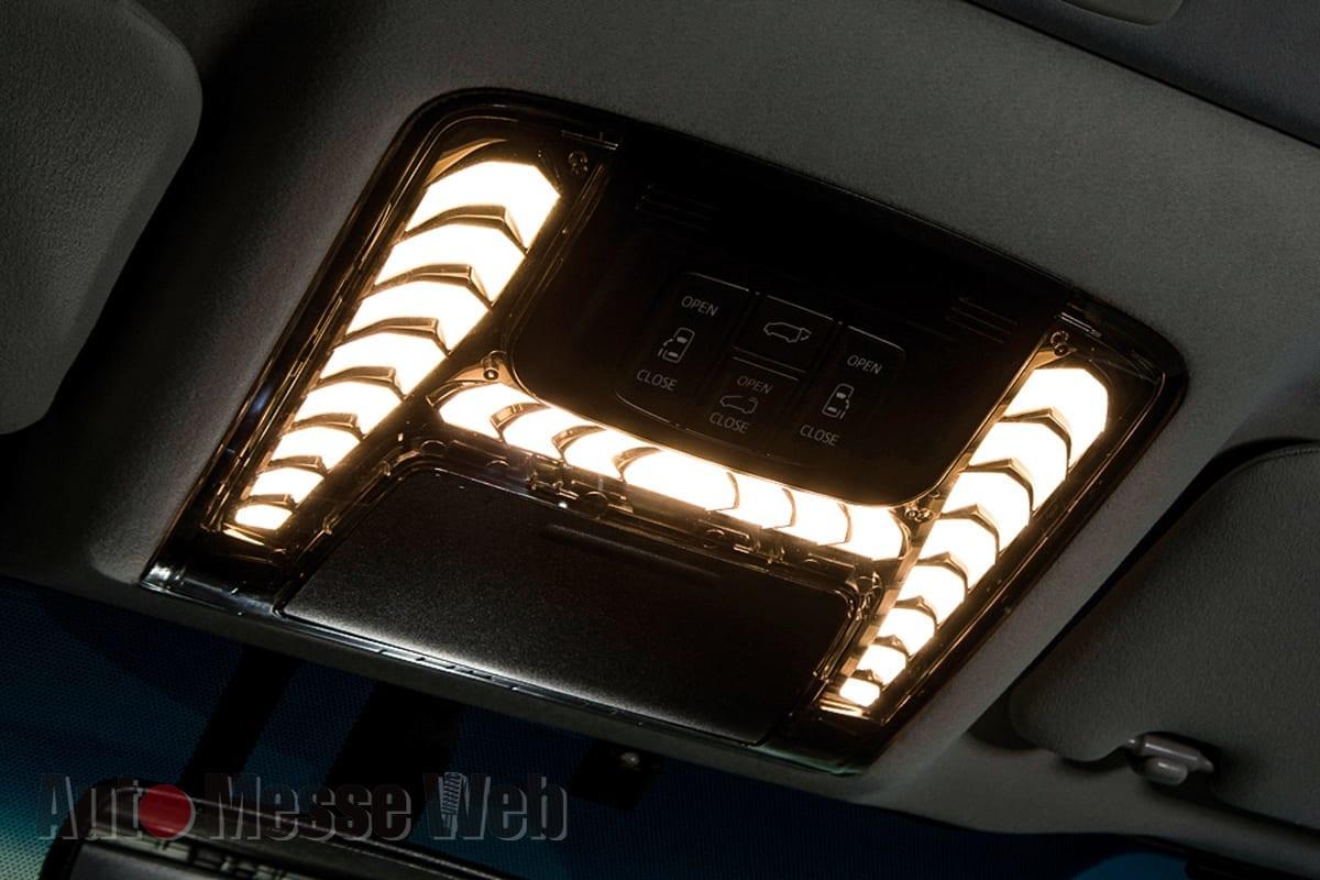 アベスト、AVEST、LED、ルームランプ、30系、アルファード、ヴェルファイア、ヴァーティカルアローネオ