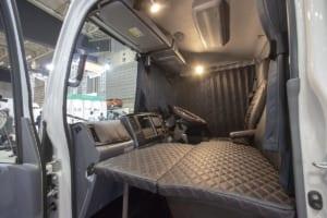 プロドライバー注目の「便利&快適グッズ」も豊富に揃ったトラックショー・レポート