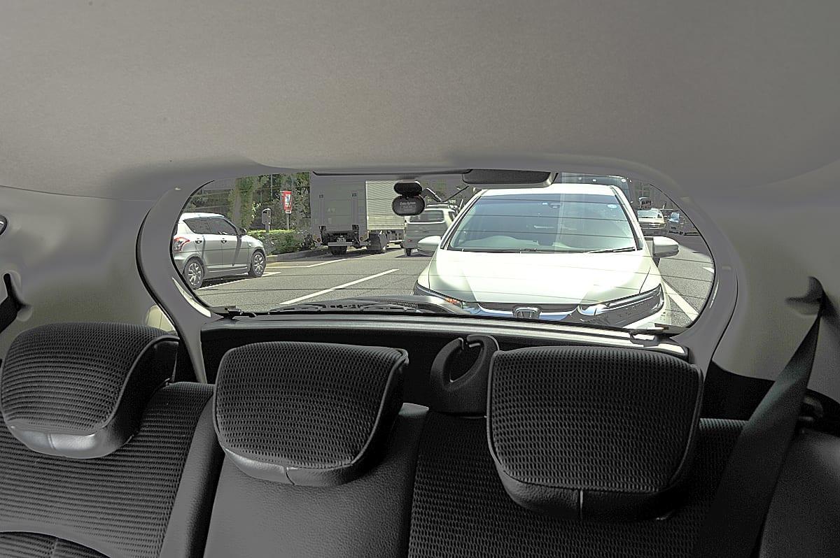 煽り運転の後続車も記録できる2カメラ・ドライブレコーダー「DVR3100」登場!