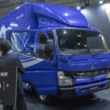 【画像】「ジャパントラックショー2018」で見た、トラックメーカーの注目展示車