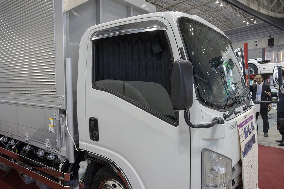 ジャパントラックショー2018、ジェットイノウエ、雅、トラック、グッズ、寝具