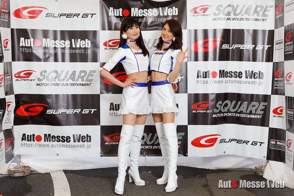SUPER GT 2018、スーパーGT、RQ、レースクイーン、#64、#8、#100、#24、#6、ドライバー、チーム、GT500