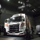 「ジャパントラックショー2018」で見た、トラックメーカーの注目展示車