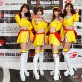 「SUPER GT」を戦う、レースクイーンとチーム&ドライバーの顔ぶれ【GT300編・その1】