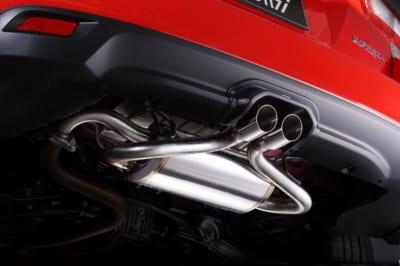 STI、パフォーマンスマフラー、マフラー、SUBARU、スバル、XV、インプレッサスポーツ、GT系