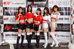 「SUPER GT」を戦う、レースクイーンとチーム&ドライバーの顔ぶれ【GT300編・その2】