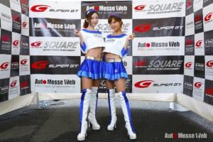 「SUPER GT」を戦う、レースクイーンとチーム&ドライバーの顔ぶれ【GT500編・その3】