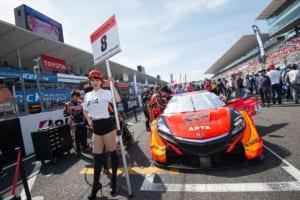 「SUPER GT 2018 第3戦」ホンダ勢がワン・ツー、驚異的な速さで鈴鹿を制す