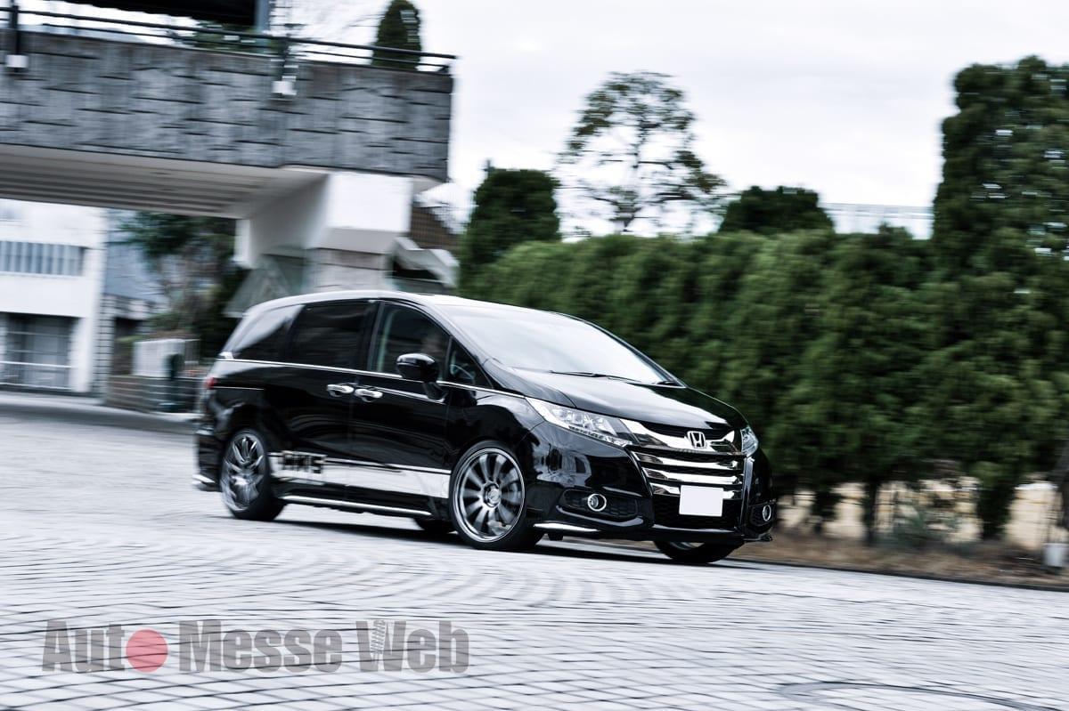 ファミリーも納得!! 「HKS」の車高調がさらに上質な乗り心地に進化