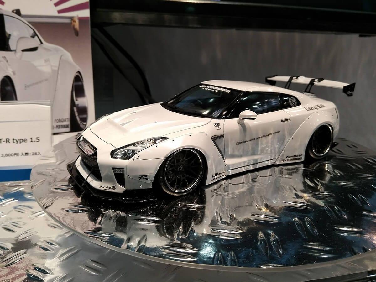 自動車カスタム好きをも唸らせる「マニアック模型」が密かなブームに!?