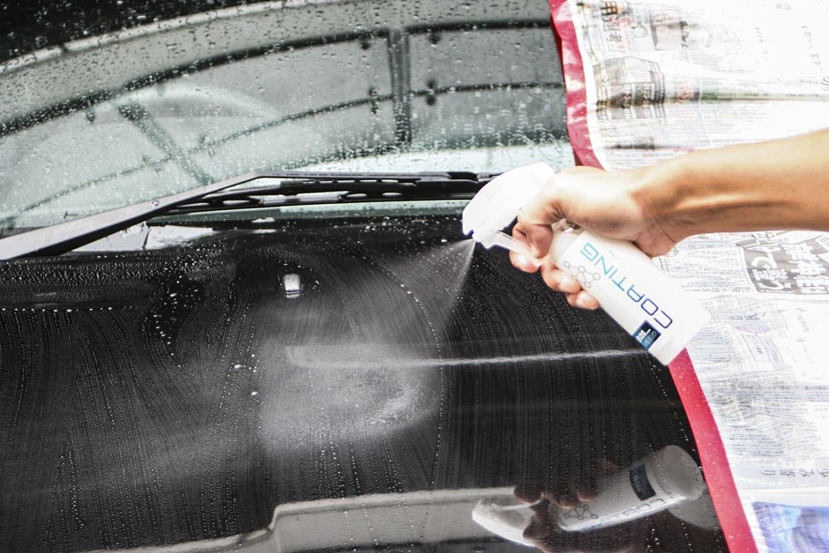 洗車、ワックス、コーティング、違い、おすすめ、ツヤ、撥水