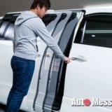 【画像】スライドドア稼働中でも施錠可能に! ミニバン&軽ワゴンに最新ドアロック機能が追加できる