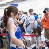 【画像】富士24時間耐久「レースクイーン画像ギャラリー」全31カット公開!!