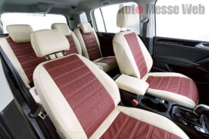 オーダーメイド式を欧州車用シートカバーに採用、自分だけのインテリアを構築する