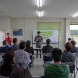 【画像】佐藤琢磨選手がゲストで登場した「POTENZAサーキットミーティング」
