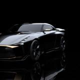 日産とイタルデザイン、GT-Rのプロトタイプ車「Nissan GT-R50 by Italdesign」を公開