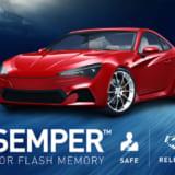 【画像】自動運転時代に安心を生み出す、サイプレス社のメモリはプログラムを25年間保持