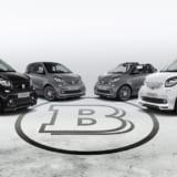 【画像】BRABUS創業者の想いを宿した「スマート20周年特別仕様車」 325万円〜