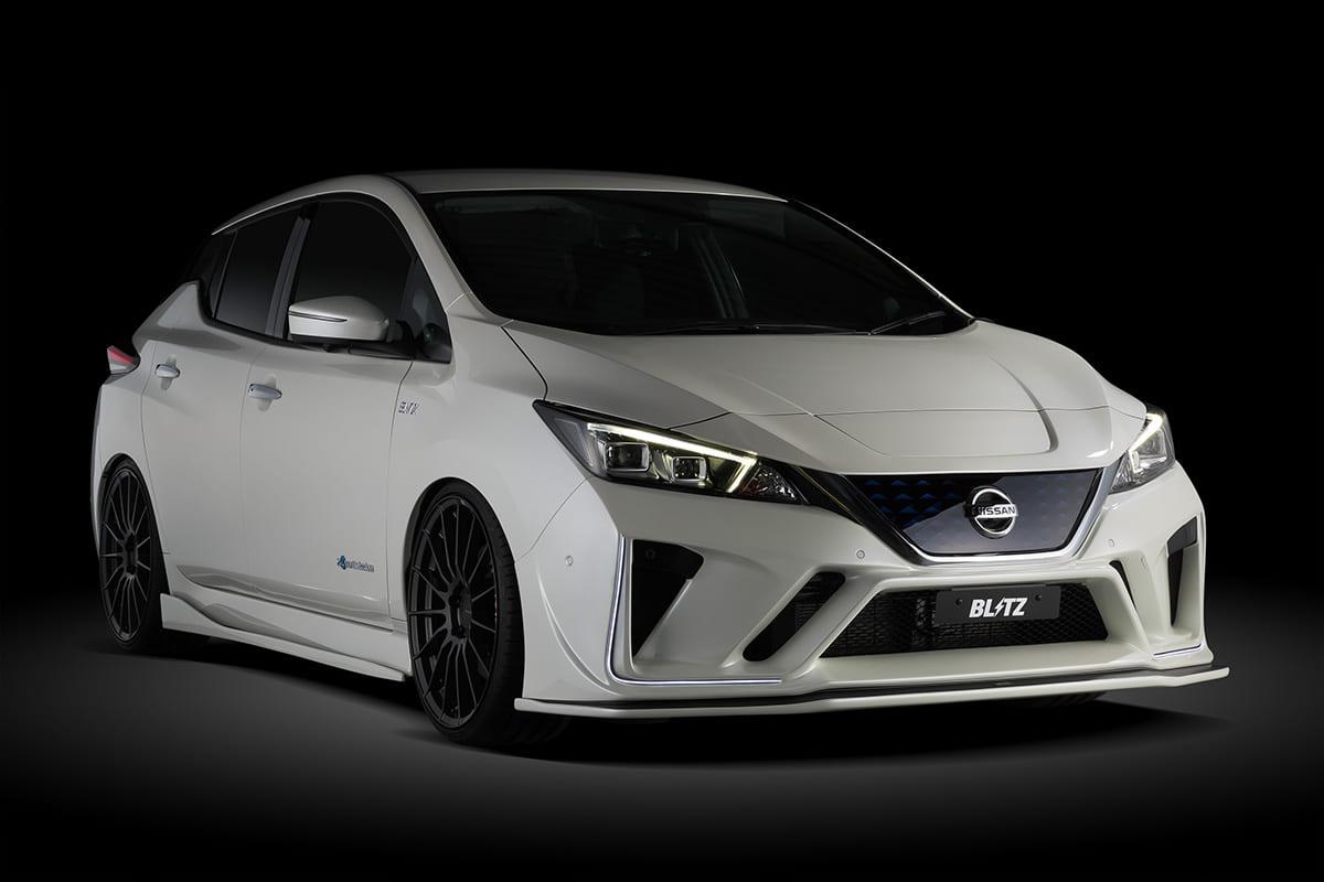 EVに専用設計「未来の電気自動車チューニング」 への指針となる電子パーツ
