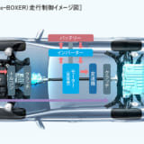 【画像】SUBARUが新型フォレスターを発表、新開発パワーユニット「e-BOXER」搭載へ