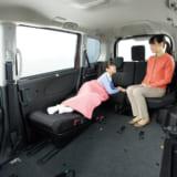 【画像】介護専用じゃない!!  福祉車両の意外で便利な使い方とは?