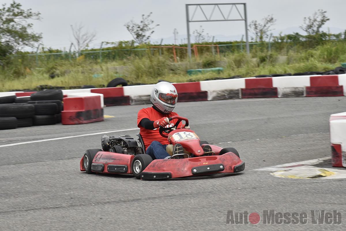 免許がなくてもライセンス不要で楽しめるモータースポーツって何?