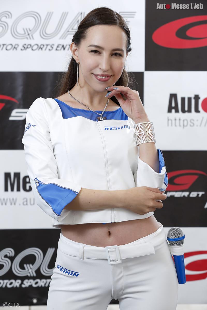 KEIHIN REAL RACING、SUPER GT、蒼怜奈、英美里、レースクイーン、レースクィーン