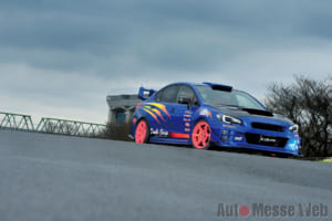 WRC仕様のスペシャルブランド「エスクラフト」が作り出すワイドボディの世界
