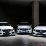 【画像】新世代AMGグリルに注目! コンパクト&ミドルクラスのメルセデスを激変させる