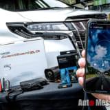 【画像】リモコン不要!! 自動車のセキュリティシステムを「スマホ」でコントロール