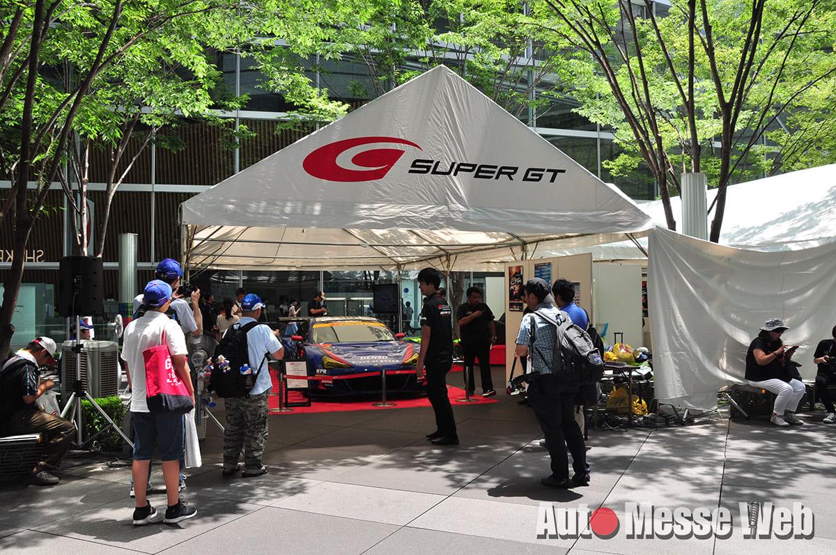今週末はSUPER GTの富士決戦、日本一激しい四輪の格闘技を見逃すな!!