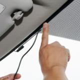 ドライブレコーダーの配線をスッキリ収納できる「ドラレコ取付けキット」