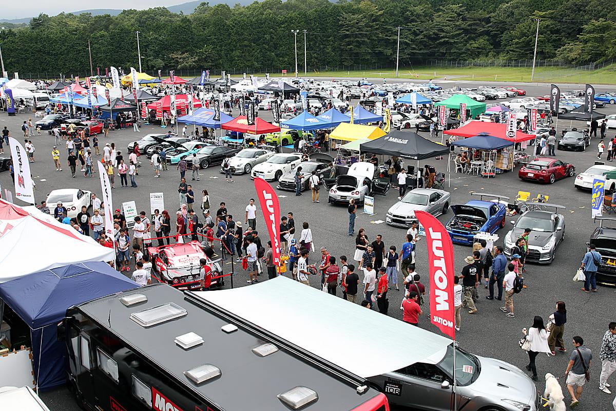 GT-R、スカイライン、日産、R's Meeting 2018、GT-Rマガジン