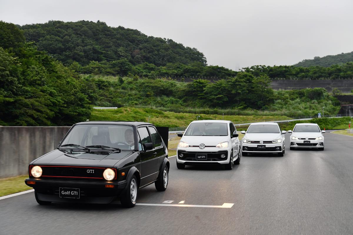 【VWポロ&up!・GTI試乗記】マジで楽しいGTI兄弟!ポロはゴルフを凌駕する走りを披露