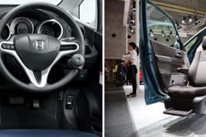 「自ら運転する」福祉車両はユーザーの状態に合わせたほぼワンオフ仕様