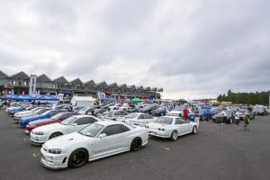 9月9日、世界最大級のGT-R祭り「R's Meeting」 富士スピードウェイで開催