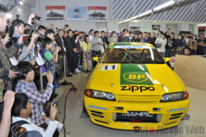 【R's Meeting 2018】GT-Rの歴史に名を刻んだ 往年のGr.Aレースマシンが登場