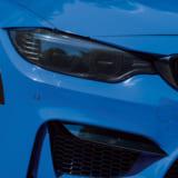 【画像】BMW M4へ「毒グモ」をイメージにフルラッピング製作