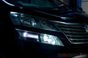 純正HIDからLEDへ「手軽な交換を可能としたヘッドライト専用バルブ」